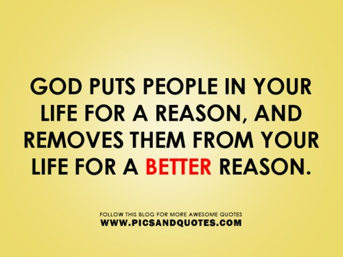 reason for people