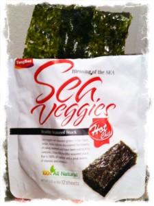 Sea Veggies Spicy