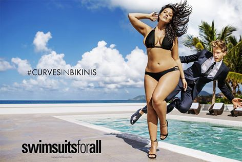 Ashley Graham, Facebook Timeline Photos- swimsuitsforall