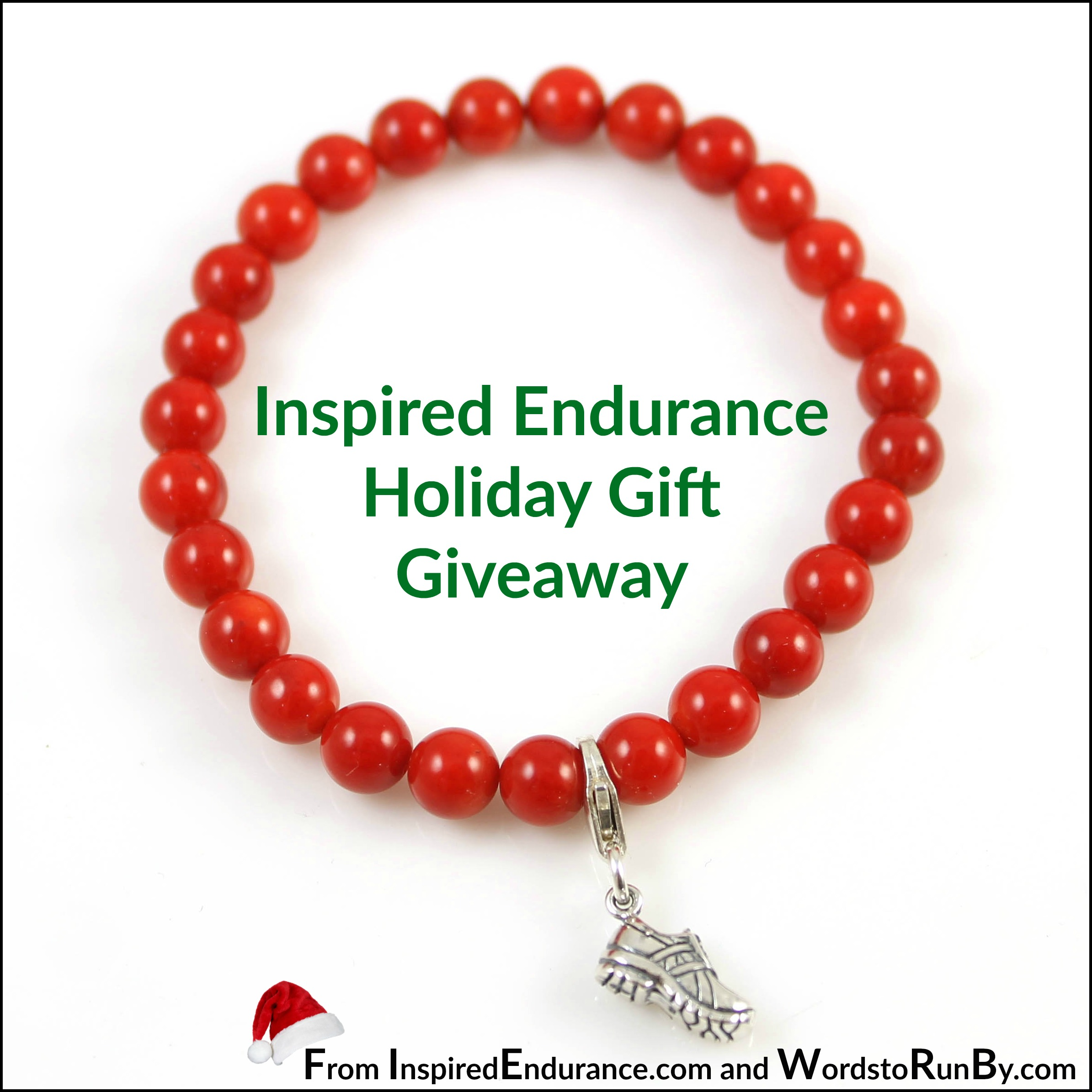 Inspired Endurance Giveaway Cover